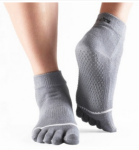 Toe Sox Yoga / Pilates Quarter Socks